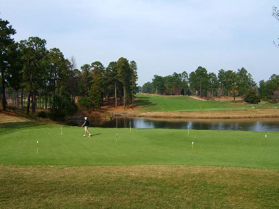 The Carolina Hotel - Pinehurst Resort: Pinehurst CC