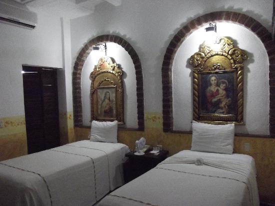Hotel Casa Dona Susana : Standard Room-Twin Beds