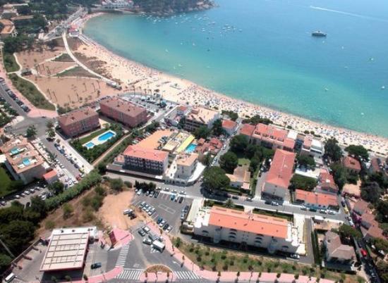 Hotel Barcarola: Exterior View