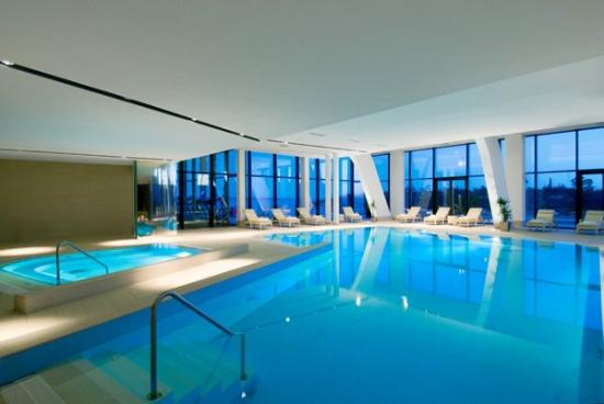 Island Hotel Istra: Indoor Pool