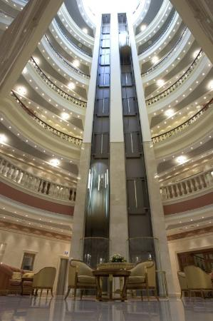 Premier Palace Hotel: Lobby