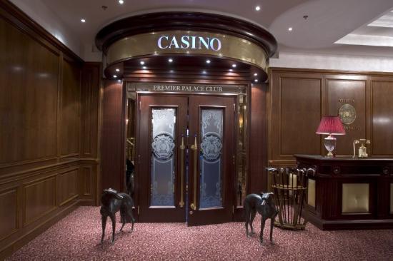 Premier Palace Hotel: Premier Palace Casino