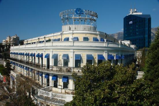 Hotel Oreanda: Facade Oreanda