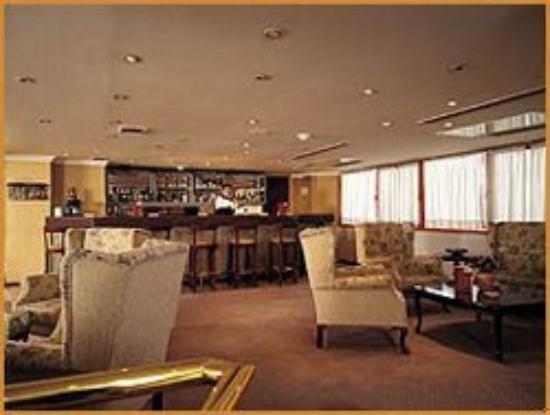 IC Hotels Tetra: Lounge