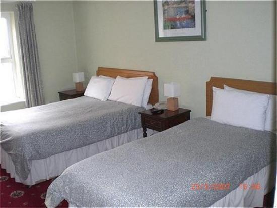 Grand Central Hotel: Guest Room