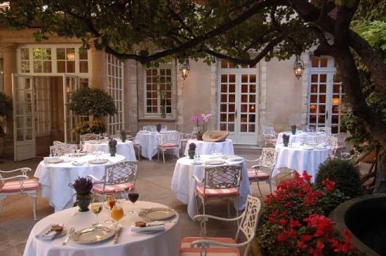 Hotel d'Europe: Restaurant