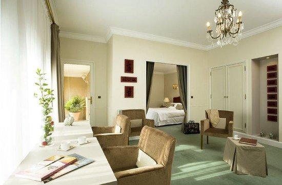 Hotel d'Europe : Suite