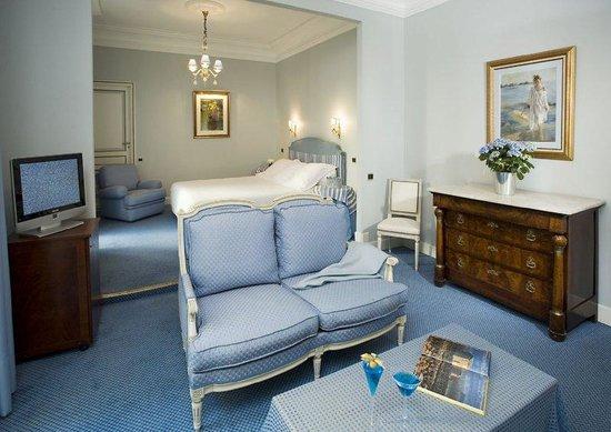 Hotel d'Europe : prestige room
