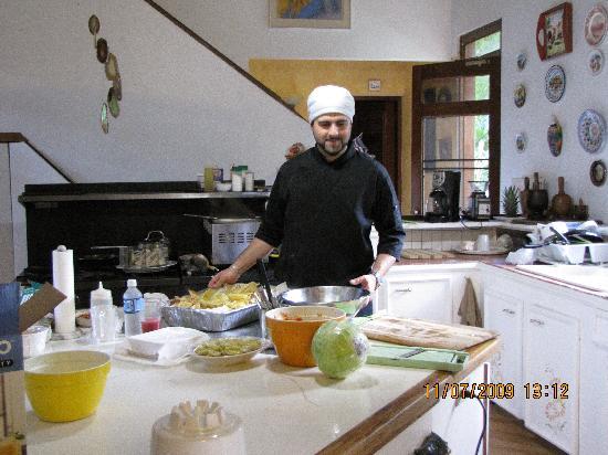 Restaurarte Vida Ventura: ideas en cocina