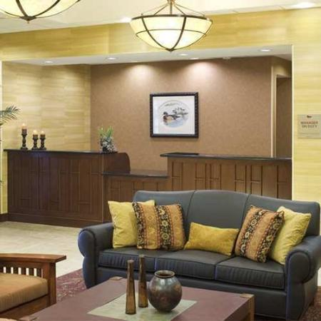 Homewood Suites by Hilton Agoura Hills: Lobby