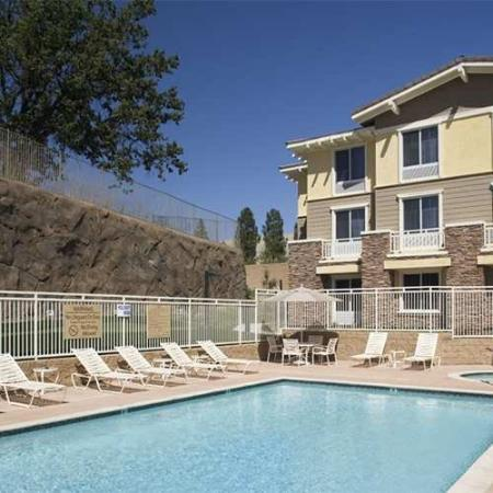 Homewood Suites by Hilton Agoura Hills: Pool