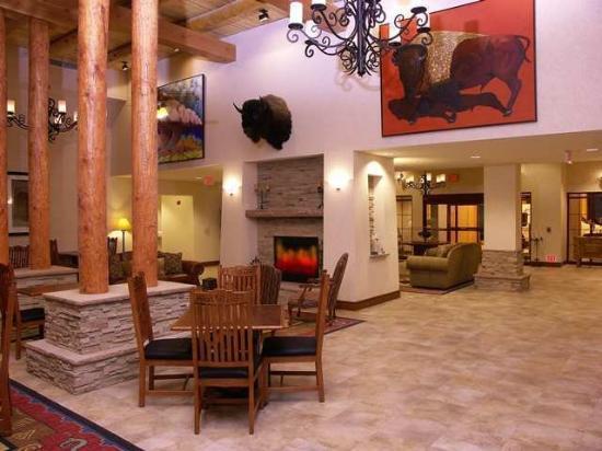 Homewood Suites Santa Fe: Lobby