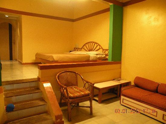 Kashid Beach Resort: Standard AC rooms