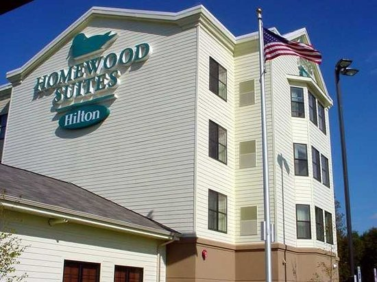 Homewood Suites by Hilton Anchorage: Exterior
