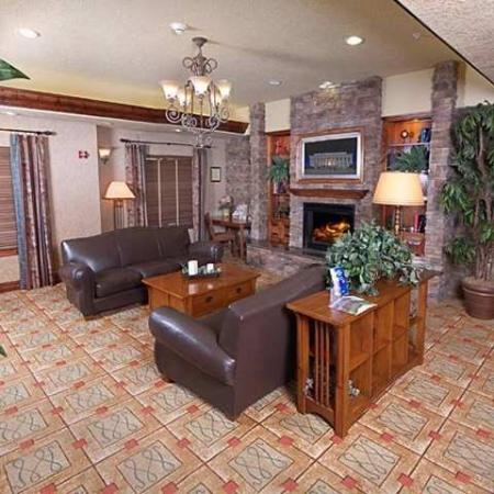 Homewood Suites by Hilton Albuquerque - Journal Center: Lobby
