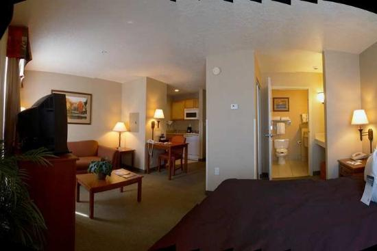 Homewood Suites by Hilton Albuquerque - Journal Center: Suite