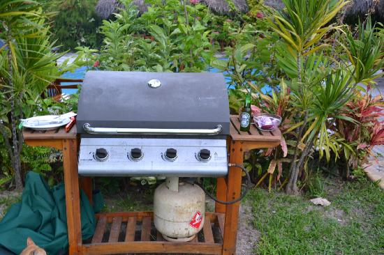 Etu Moana: BBQ