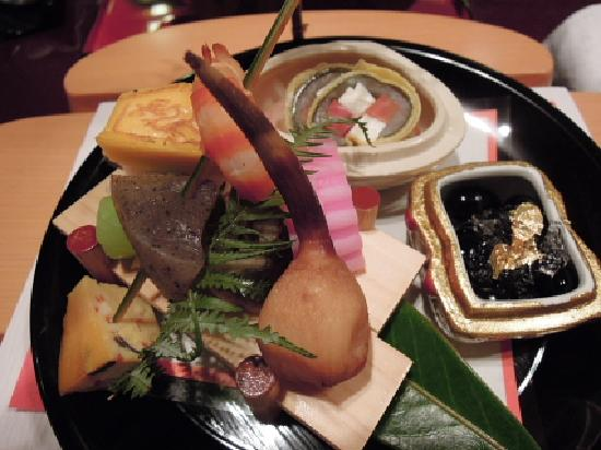 Hotel Centnovum Kyoto: 京料理「山水」はお手頃でお勧め