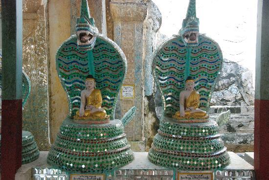 Snake Pagoda (Hmwe Paya): Snake Pagoda