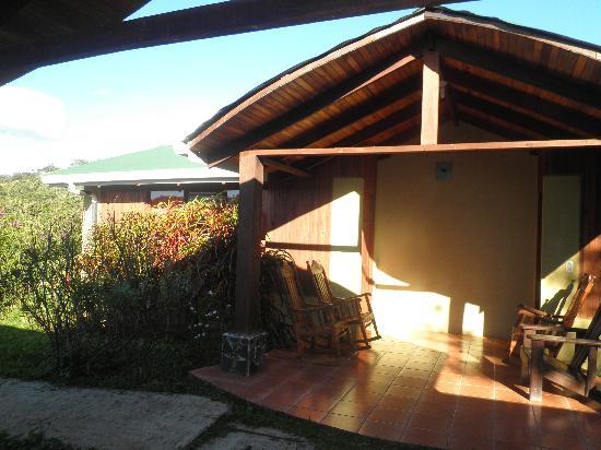 رينكونكيتو لودج: Vista de las cabañas desde fuera