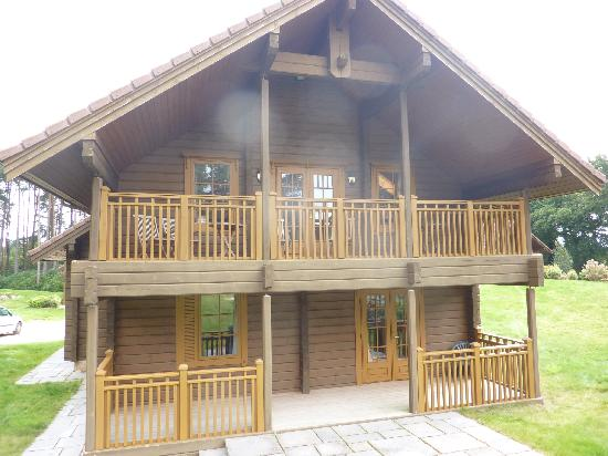 Dorset Golf and Country Club: Swanage Log Cabin