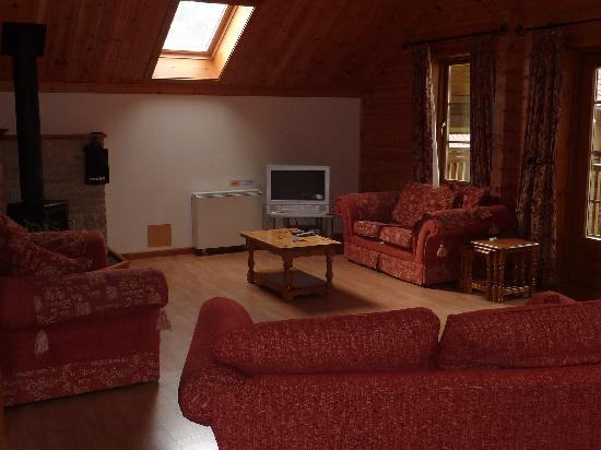 Dorset Golf and Country Club : Lounge Area
