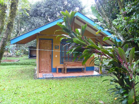 Cerro Chato Eco Lodge: Cabaña