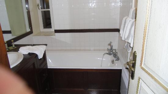 Villa Catarie: salle de bain