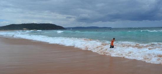 Palm Beach, Sydney.