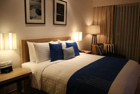 Holiday Inn Phuket Mai Khao Beach Resort : Habitación