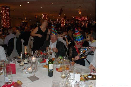 Hotel & Spa Peniscola Plaza Suites: Reveillon du 31.12.11