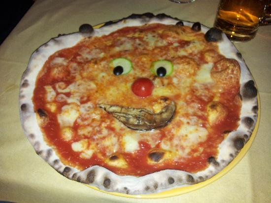 Circo Pizza: Pizza Clown - Farcita per i bambini