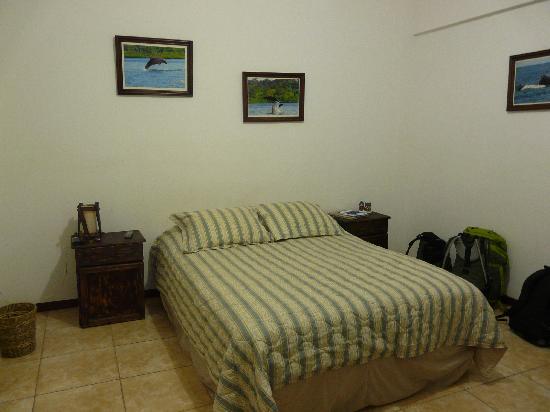 Hotel Casa Tago: Habitación