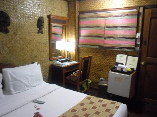 Puerto Pension: Our room
