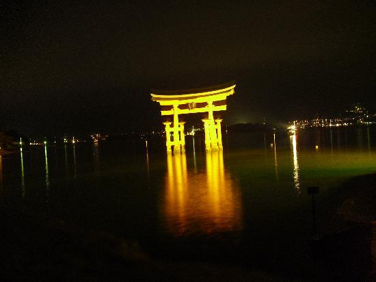 Miyajima Public Aquarium: il toori