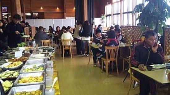 Michi No Eki Sueyoshi Restaurant Shikisai: situnai