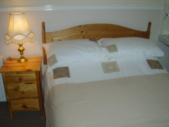 The Merchants House: Double room with separate bathroom