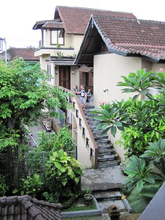Bali Ayu Hotel: Villa/Apartment has nice big veranda but room size is smaller than a deluxe or superior.