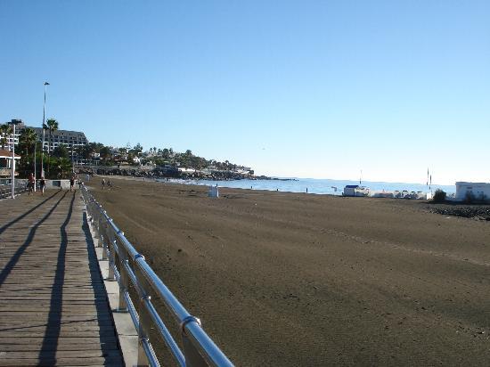 Green Ocean : Beach in Front of Complex