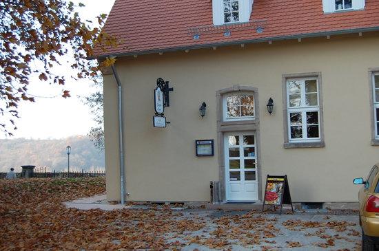 Burgscheidungen, Germany: Außenansicht