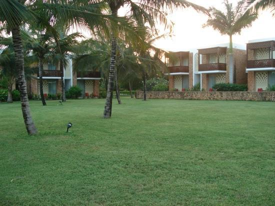Melia Zanzibar: les chambres (rdc ou 1er étage)