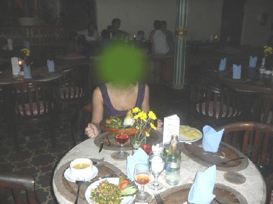 Bumbu Bali: Restaurant