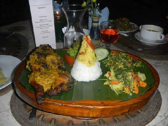 Bumbu Bali: Balinese Dish