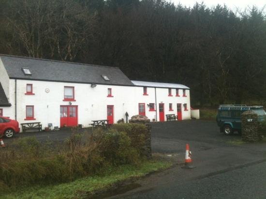 Ballyeamon Barn: The barn itself