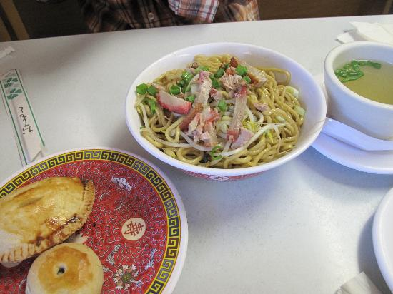 Sam Sato's Incorporated : Dry noodle