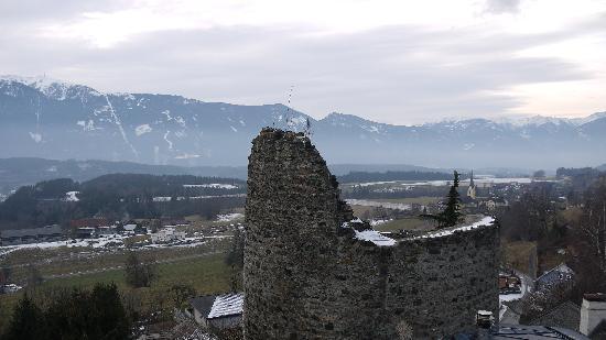 Bellevue: Castello di Sommeregg a Seeboden sul Millstättersee