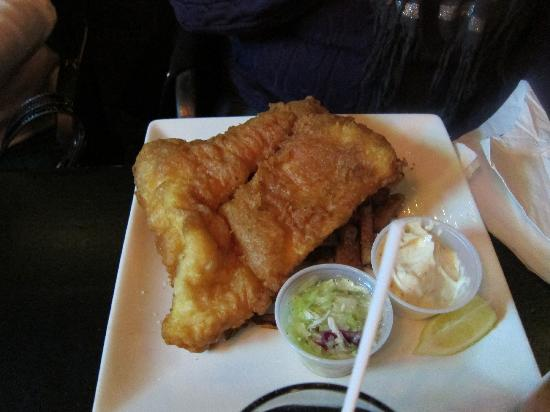 O'Maggio's Kildare House: fish & chips