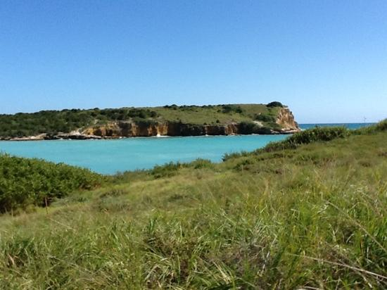 Playa Sucia: near light house