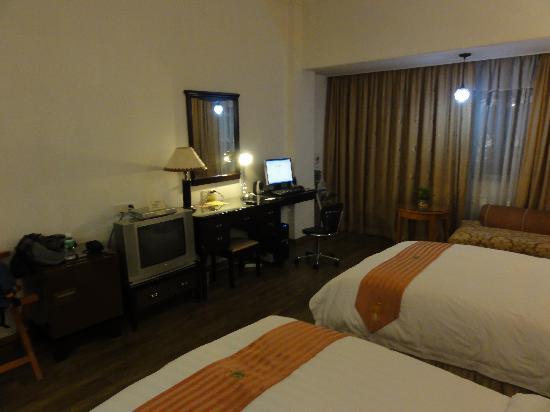 Zhuhai Special Economic Zone Hotel: Executive Room