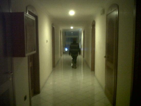 Hotel Ambra : Corridoio hotel